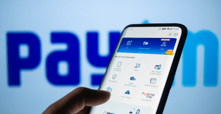 Pay Your Expenses Now Easily With Paytm Application