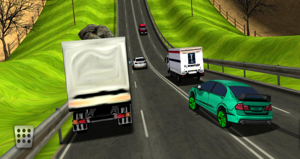 Be Aware With Traffic Rules Through New Android Traffic Game