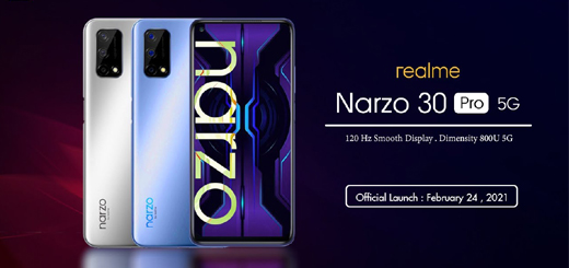 Discover The Amazing Features Of Realme Narzo 30 Pro !!
