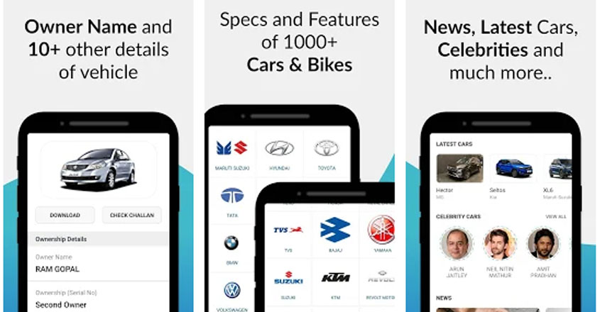 VehicleInfo Android Application